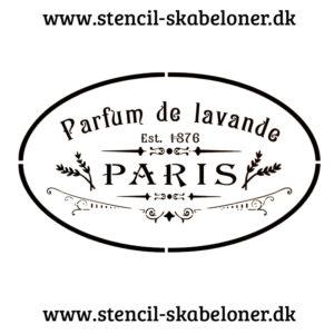 Fransk stencil