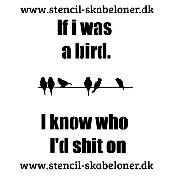 "citat ""if i was a bird"""
