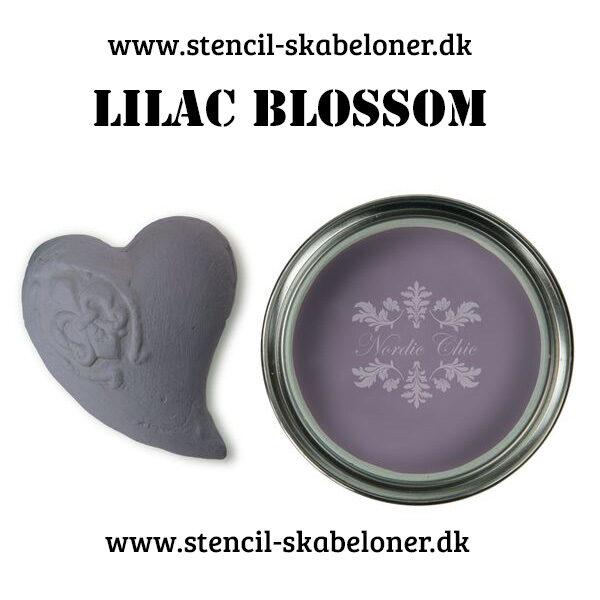 Lilac blossom - super flot kalkmaling til møbler