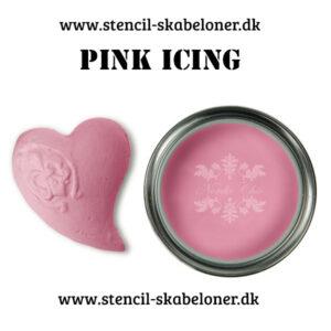Pink icing er en fræk pink kalkmaling fra Nordic Chic